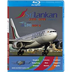 SriLankan Airlines Airbus A330 [Blu-ray]