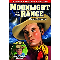 Blazing Guns (1935) / Midnight on the Range (1937)