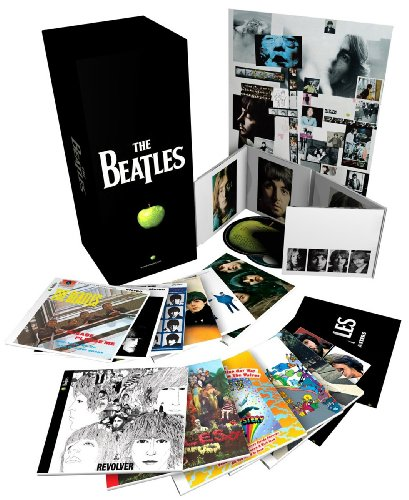 The Beatles Stereo Box Set by The Beatles album cover
