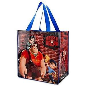 Amazon.com: Disney Wreck It Ralph Reusable Tote Bag: Kitchen & Dining