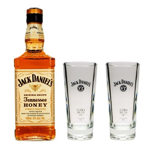 Jack Daniels Honey Whiskey 0,7l