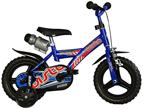 Dino Bikes 123 GLN-13DB - Dino Bicicletta, 12 Pollici