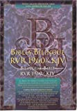 Biblia-biling�e-Revisi�n-Reina-Valera-1960---King-James-Version-Bilingual-Bible-encuadernaci�n-en-cuero