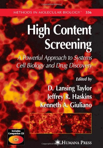 High Content Screening (Methods In Molecular Biology)