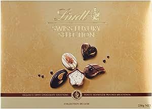 Lindt & Sprüngli Swiss Luxury Selection, 1er Pack (1 x 230 g)