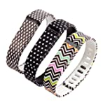 NEWLIBO 3PCS Replacement Bands(SnakeS...