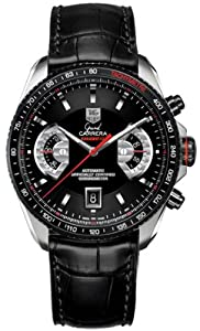NEW TAG HEUER GRAND CARRERA MENS WATCH CAV511C.FC6235