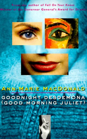Goodnight Desdemona Play Cover