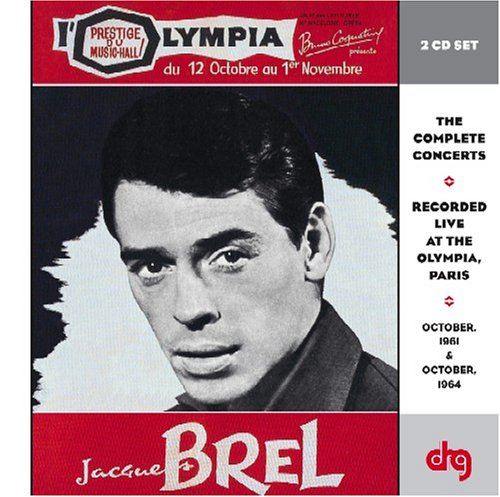 Jacques Brel - The Olympia