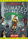 Encyclopedia of Walt Disneys Animated Characters: From Mickey Mouse to Hercules