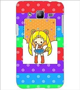 PrintDhaba Cartoon D-4512 Back Case Cover for SAMSUNG GALAXY J2 (Multi-Coloured)