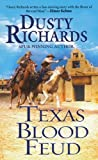 img - for Texas Blood Feud (A Byrnes Family Ranch Novel) book / textbook / text book