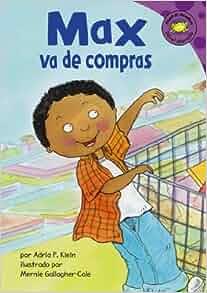 Amazon.com: Max va de compras (Read-it! Readers en Español: La vida