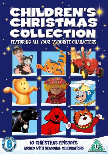 Childrens Christmas Collection [DVD]