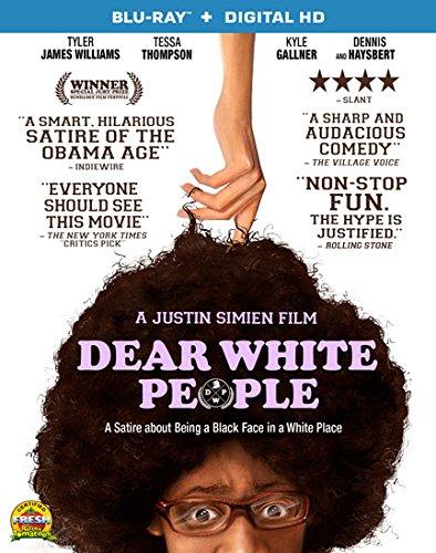 Blu-ray : Dear White People (Blu-ray)