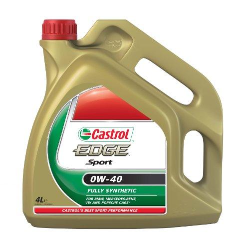 Castrol Edge 4L 0W-40 Engine Oil