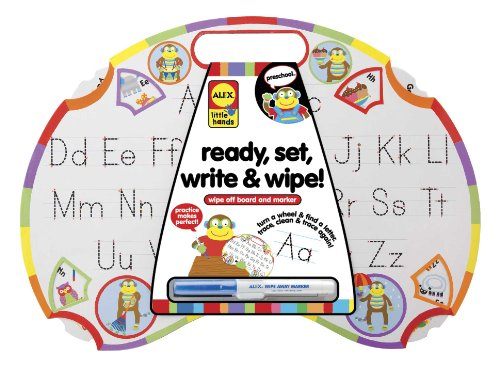 ALEX Toys Little Hands Learn To Write