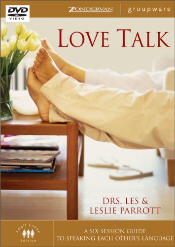 Love Talk: A Six-session Guide To Speaking Each Others Language : Small Group Edition [DVD]
