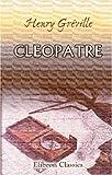 echange, troc Henry Gréville - Cléopatre