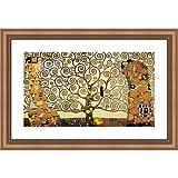 Easy Apply Wall Sticker Painting - Tree of Life, Gustav Klimt