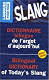 img - for Dictionnaire Bilinguail book / textbook / text book
