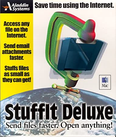 StuffIt Deluxe 6.0