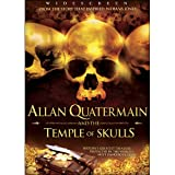 Allan Quatermain & The Temple of Skulls [DVD] [Region 1] [US Import] [NTSC]