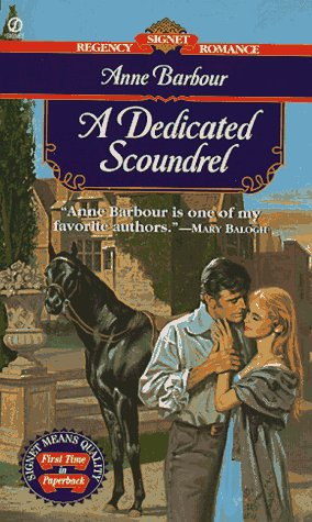 Image of A Dedicated Scoundrel (Signet Regency Romance)