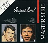 Coffret 2 CD : Master serie : Jacques Brel