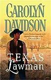 Texas Lawman (Harlequin Historical) (0373293364) by Davidson, Carolyn
