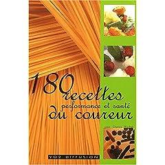 180 recettes du coureur