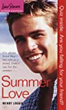 img - for Summer Love (Love Stories) book / textbook / text book
