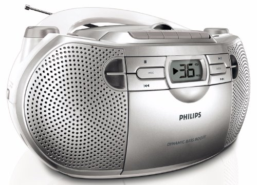 Philips AZ 1027 CD-Radiorekorder