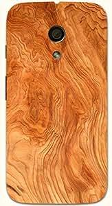 Marvelous multicolor printed protective REBEL mobile back cover for Motorola Moto G (2014) 1st Gen D.No.N-T-5379-MG1