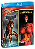Marvel Knights: Iron Man & Spider Woman [Blu-ray] [US Import]