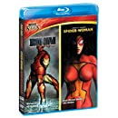 Marvel Knights: Iron Man & Spider Woman [Blu-ray]