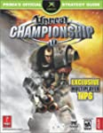 Unreal Championship: Official Strateg...