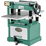 Grizzly G0454Z Planer with Spiral Cutterhead, 20-Inch