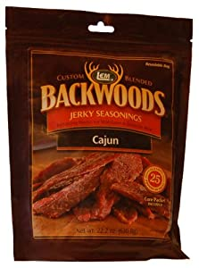 Backwoods Cajun Seasoning with Cure Packet by LEM