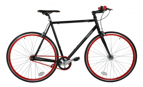 28' Fixie Singlespeed Bike Viking Blade 5 Farben