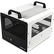 CaseLabs Bullet BH4 MATX Case With Handles And Dual Windows, White