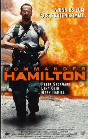 Commander Hamilton [VHS]