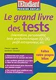 echange, troc Patrick Leguide, Sandrine Chesnel - Le grand livre des tests