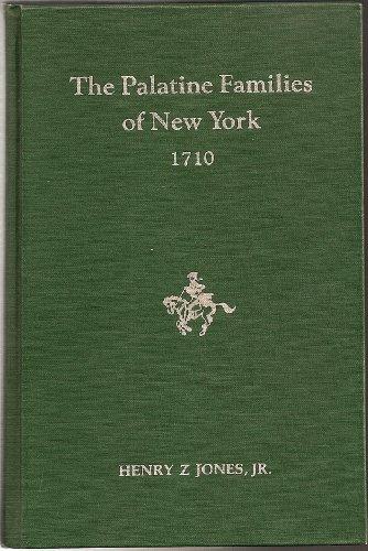 Palatine Families of New York 2 Volume Set096145475X : image