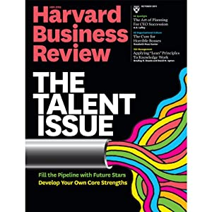 Harvard Business Review, October 2011 Periodical