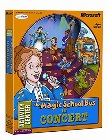 Magic School Bus in Concert
