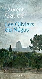 Les oliviers du Négus : nouvelles, Gaudé, Laurent