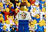 Friday The 13th Jason Lego Minifigure Rare Promo Cool Shirt Fan Man