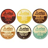 30 Count Java Factory Single Serve Coffee K Cup Variety Pack!