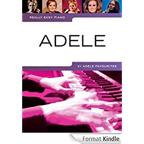 Really Easy Piano: Adele